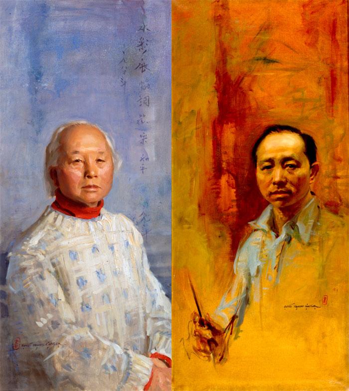 portrait-art-chen-chi-everett-raymond-kinstler