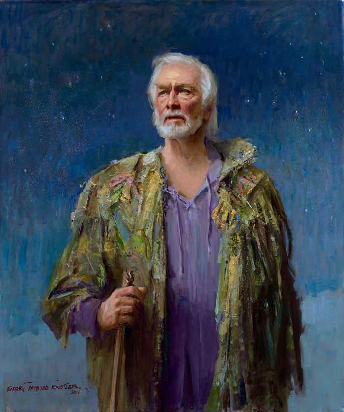 portrait-art-christopher-plummer-prospero-everett-raymond-kinstler