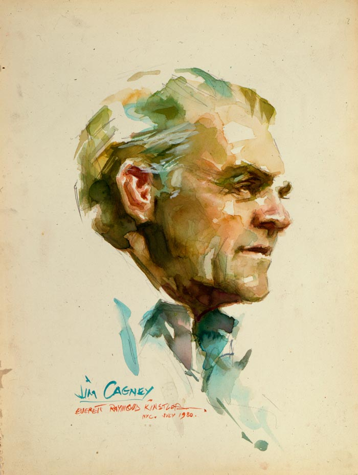 portrait-art-james-cagney-everett-raymond-kinstler