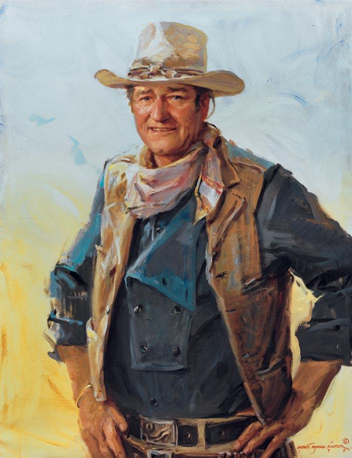 portrait-art-john-wayne-everett-raymond-kinstler