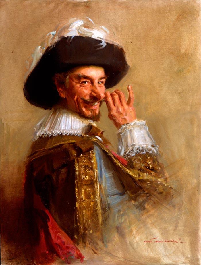 portrait-art-jose-ferrer-everett-raymond-kinstler