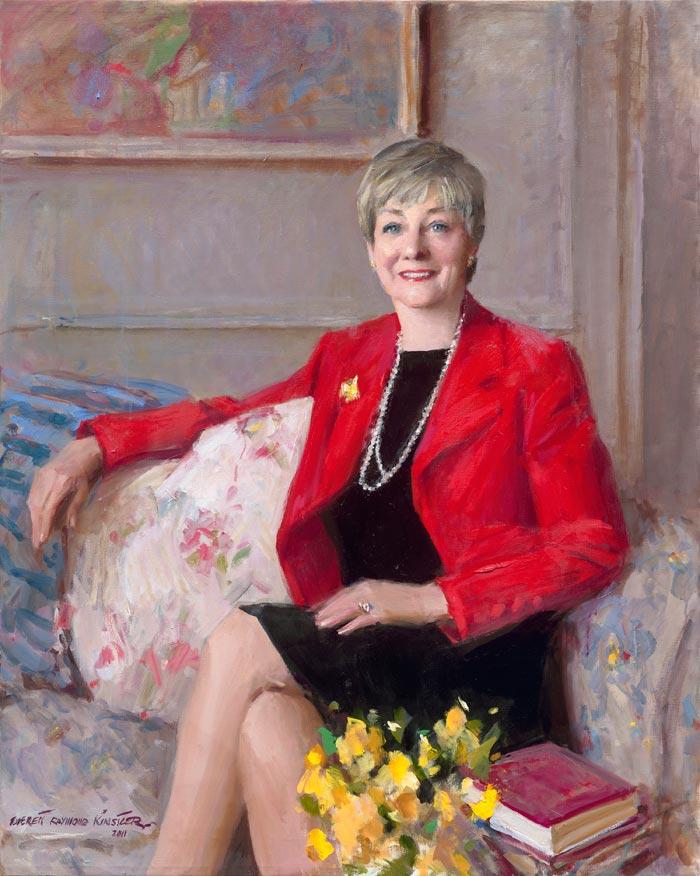 portrait-art-patricia-hynes-everett-raymond-kinstler
