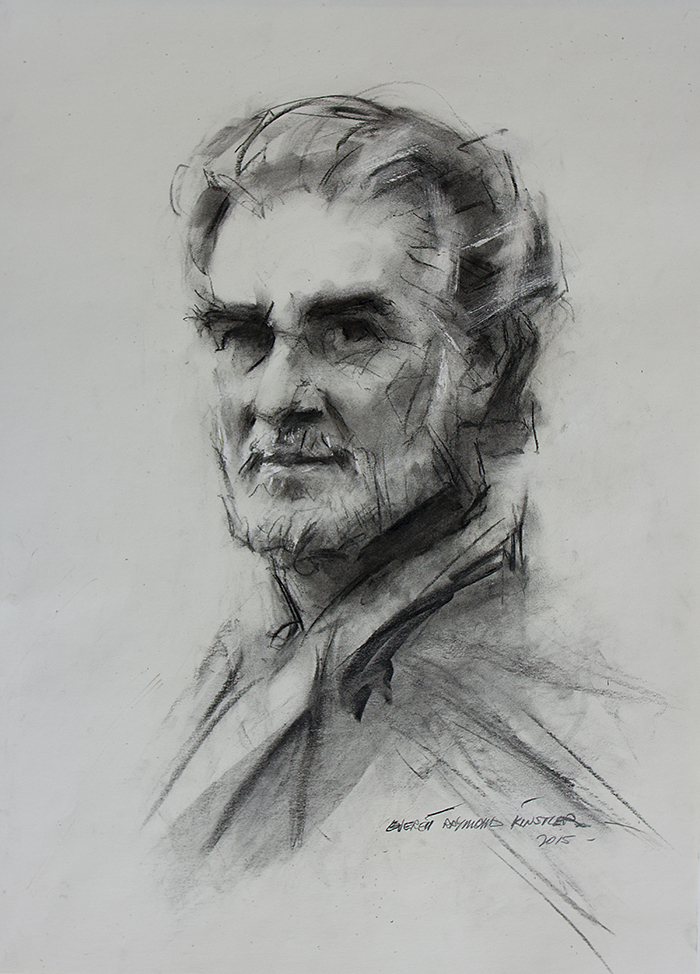 portrait-art-placido-domingo-charcoal-everett-raymond-kinstler