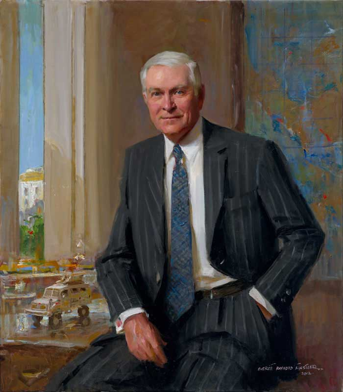 portrait-art-robert-gates-2012-everett-raymond-kinstler