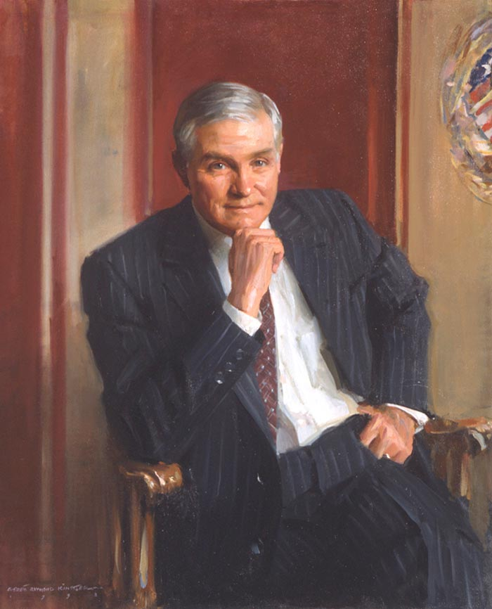 portrait-art-robert-gates-everett-raymond-kinstler
