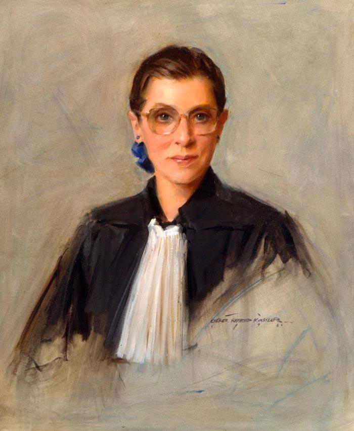portrait-art-ruth-bader-ginsberg-everett-raymond-kinstler
