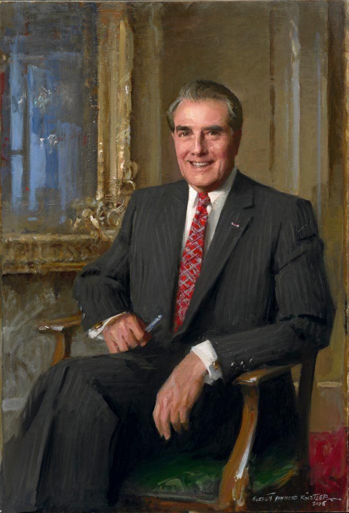 portrait-art-senator-robert-dole-everett-raymond-kinstler