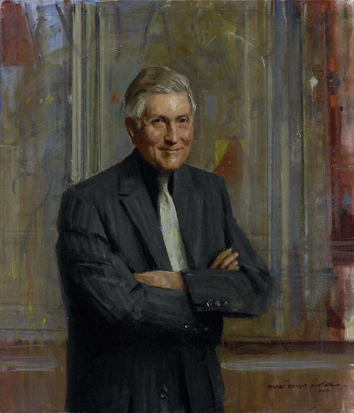 portrait-art-sumner-redstone-everett-raymond-kinstler