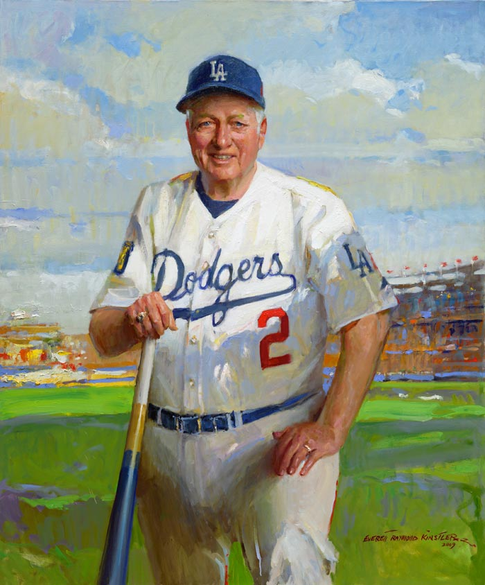 portrait-art-tommy-lasorda-everett-raymond-kinstler
