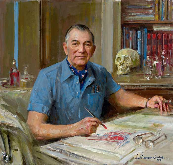 portraits-art-frank-netter-everett-raymond-kinstler