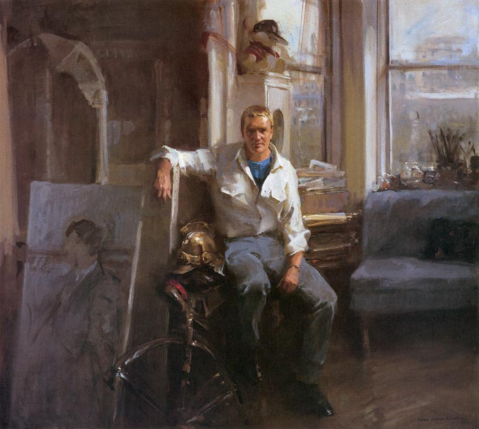 portraits-art-peter-cox-everett-raymond-kinstler