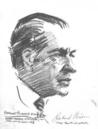 portraits-art-presidental-richard-nixon-drawing-everett-raymond-kinstler