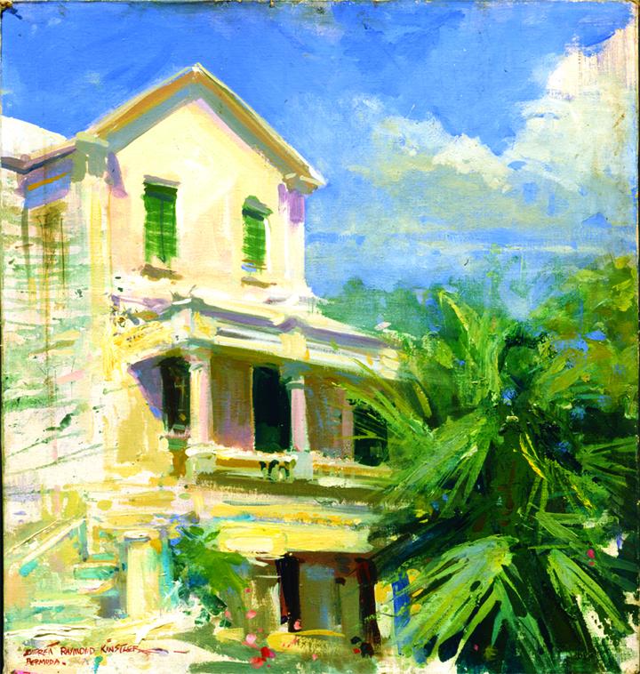 art-landscape-bermuda-everett-raymond-kinstler