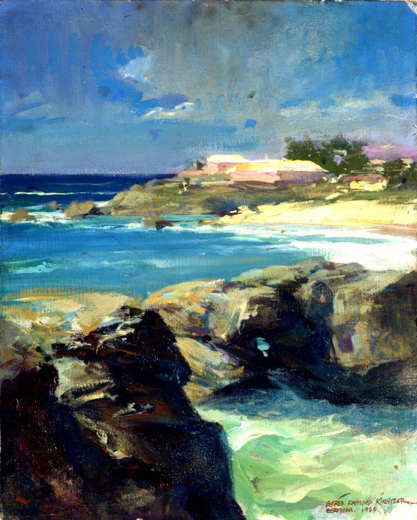 art-landscape-frick-cove-bermuda-everett-raymond-kinstler